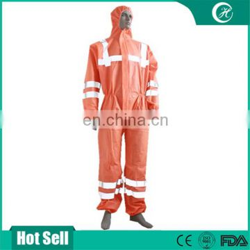 Reflective Safety Workwear Disposable Coverall