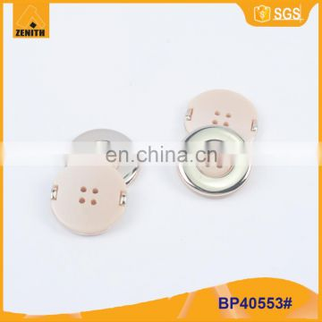 Plating ABS Combined Button BP40553