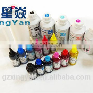Bulk Heat transfer sublimation ink for EPSON printing of