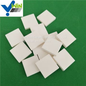 Abrasion resistant alumina ceramic lining tiles with 92 al2o3