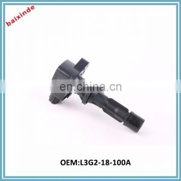 High quality auto Ignition coil as OEM standard L3G2-18-100A, L3G2-18-100A-9U
