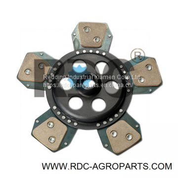 Tractor Spare Parts Clutch Disc For MF165/285