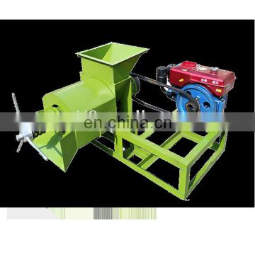 Electric Diesel small palm fruit oil mill oil presser in Philippines and Ghana
