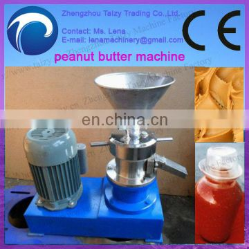 Factory direct sale machines that make peanut butter/jam/sesame paste/ketchup (0086-13837162172)