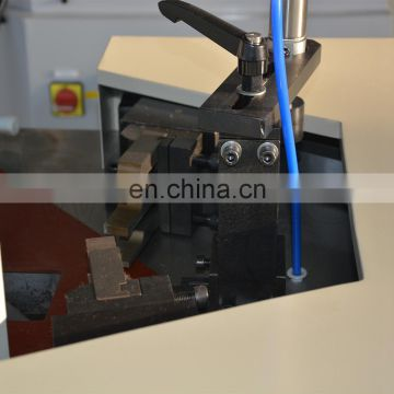 Single head corner combining machine/manual crimping machine/aluminum window making machine aluminum high quality