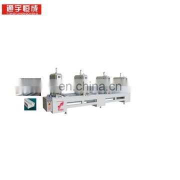 One or two three four - head seamless welding machine aluminum manufacturer manufacture manual punching from China