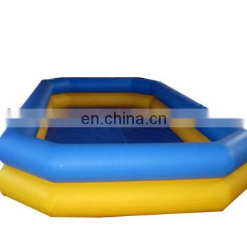 2013 HOT Inflatable Pool for bumper boat, water walking ball with CE certification