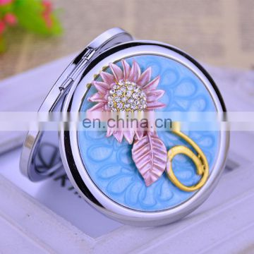Purse Cosmetic Mirrors Girl Compact Mirror Handbag Compact Mirrors