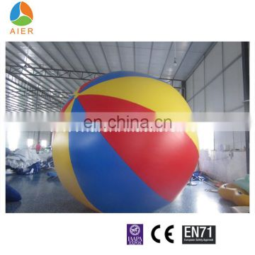 3.6m Dia giant advertising balloon for promotions