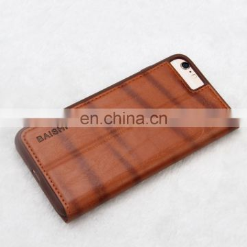 PU mobile phone wallet case