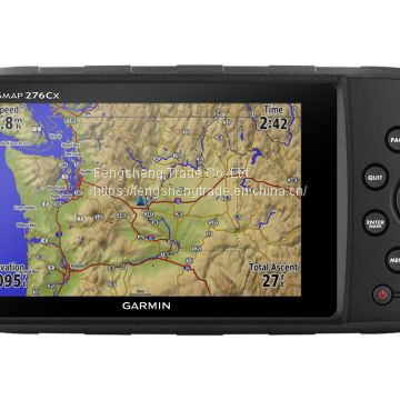 Garmin GPSMAP 276Cx All-terrain GPS Navigator Automotive Bundle