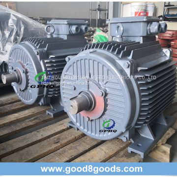 Gphq 0.75kw 1HP Three Phase Y2 electric Motor