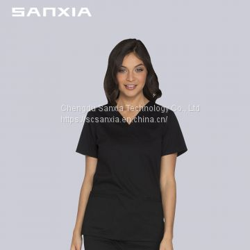 hospital scrubs wholesale female nurse l uniforms medical reina scrubs set
