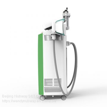 high quality RF skin rejuvenation  cavitation cryolipolysis slimming machine