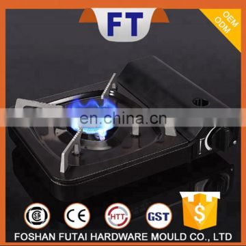 High quality portable camping gas stove 1 burner with portable butane gas stove