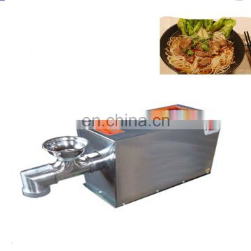 New Design Industrial Horizontal Knife Cutting Noodle Maker Machine Noodle Machine,knife cutting noodle making machine
