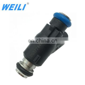 WEILI fuel injector nozzle for 25377440 for Brilliance Junjie 1.8L (zhonghua)