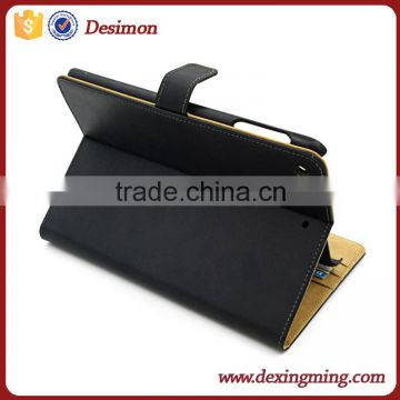 Genuine leather cover shock case for apple ipad mini 2 3 4