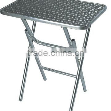 Cheap Stainless Steel Table Top Aluminium Frame Folden Dining Table L83204 Of New Products From China Suppliers 142170642