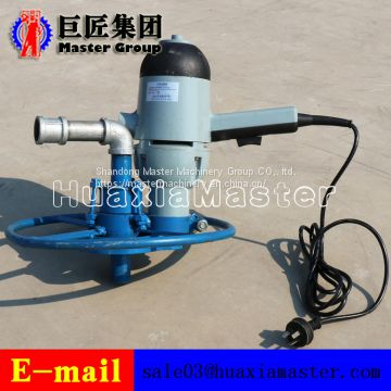 1500W small portable electric drilling rig machine for sale