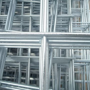 Electro Galvanized Diamond Wire Mesh 18 Gauge Wire Mesh