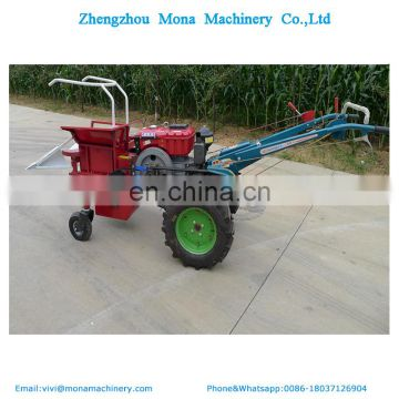 High output and good performance small corn harvester price