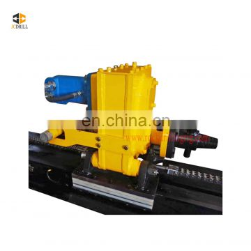 High efficiency self 250kn rock drill anchors steel d32mm soil anchor rig for drilling