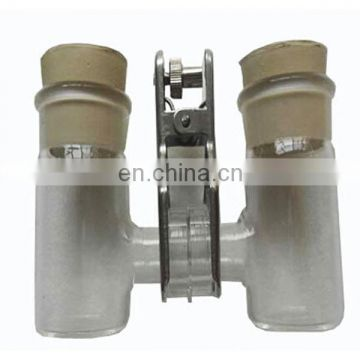 CH2010-S Sealed H-shape Membrane -Replaceable Electrolytic cell