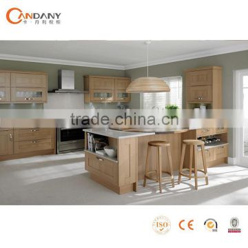 American Style Traditional Solid Wood Kitchen Cabinet Design, Kitchen Wall Hanging  Cabinet