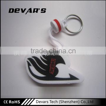 Cheap custom blank plastic keychain for promotional gifts                                                                                                         Supplier's Choice