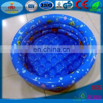 Inflatable Kids 3 Ring Swimming Pool