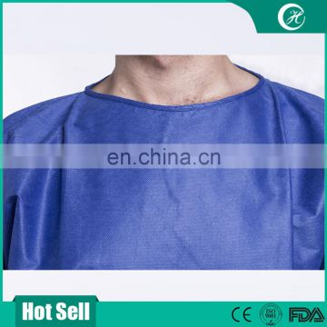 Alibaba China Durable Dental Ddisposable Surgical Ggown Sterile
