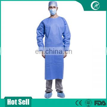 Patient Surgical gown, Disposable Sterile Operating Gown, Green Surgical Gown