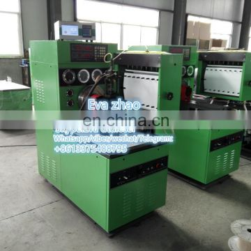 MINI12PSB diesel injection pump test bench with eui/eup cam box