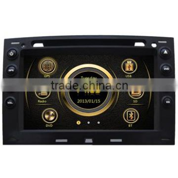 High definition car PC for Renault Megane with GPS/Bluetooth/Radio/SWC/Virtual 6CD/3G internet/ATV/iPod/DVR