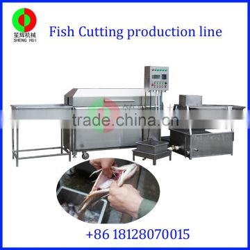 Hot sale fish cleaning machine automatic fish cutting machine stainess steel fish fillet machine