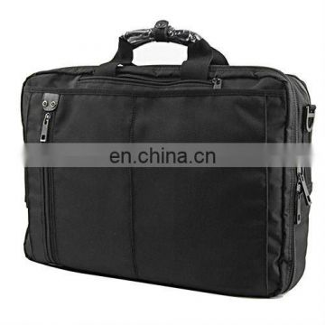 "15""polyester laptop briefcase with two shoulder straps"