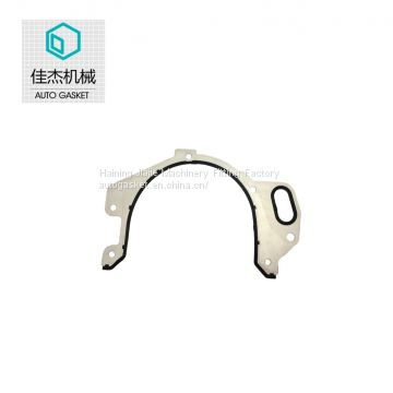 rubber bonded aluminum gasket for automotive water pump