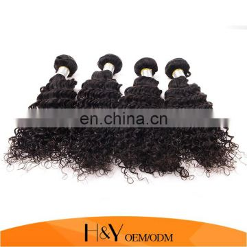 Cheap 8A Hot Selling New Deep Wave Peruvian Virgin Hair 100% Human Hair from Factory Wholesale Price