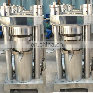Small manual hydraulic walnut coconut oil press machine