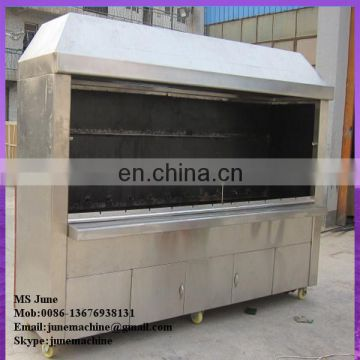 automatic Brazilian Churrasco machine/ Barbecue Bar machine ith low price