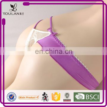 Cheap Price Elegant Mature Girl Polyester Sexy Japanese Lingerie