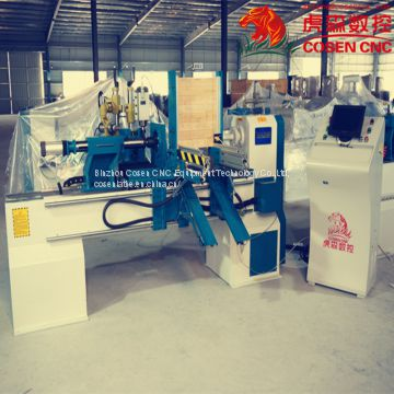 High efficiency antomatic feeding cnc wood machinery for woodwork
