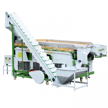 Coix/Waxgourd/Herb cleaning machinery