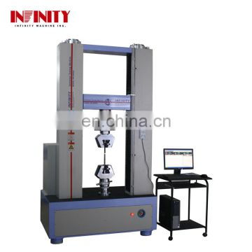 Electronic Universal Testing Machine Equipment For Metal Plastic Textile Material