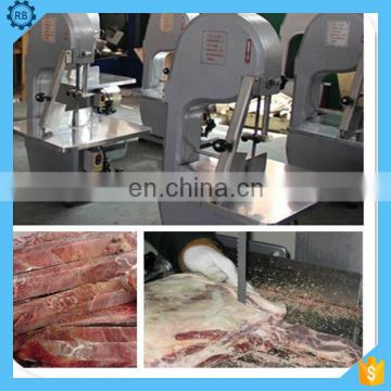 Big Discount High Efficiency Meat Bone Sawing Machine Broken Meat Bone Cutting Machine / Animal Bone Crushing Machine