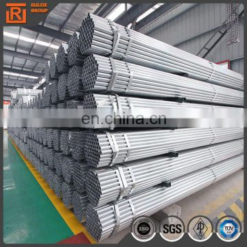 Galvanized steel water pipe specification green house pre galvanized steel pipe manufacturer