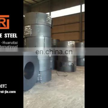 Dn1800 large diameter welded spiral steel pipe, ssaw price of 48 inch steel pipe in stock