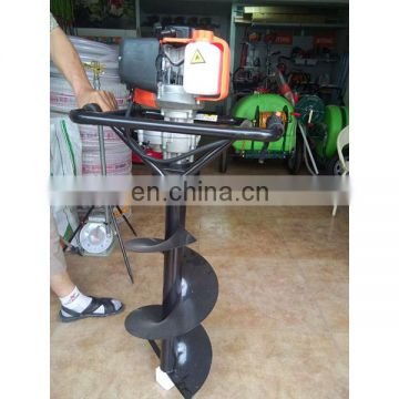 Garden Tool Electric Earth Auger/Digging Holes/Ground Drill With 1E40F engine