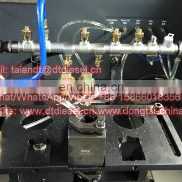 New system test bench common rail BC-CR815 diesel injector pump service repair machine